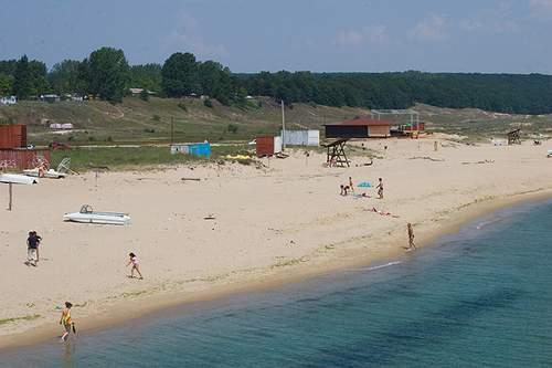 Shkorpilovtsi Beach