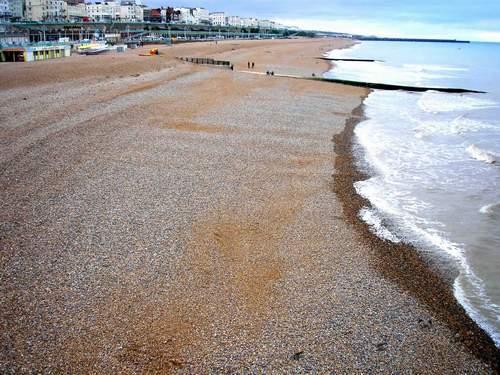 пляж Брайтон Бич