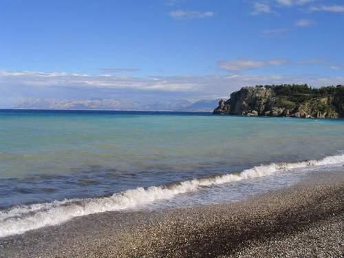 Идиллический пляж Скопелло (Scopello)