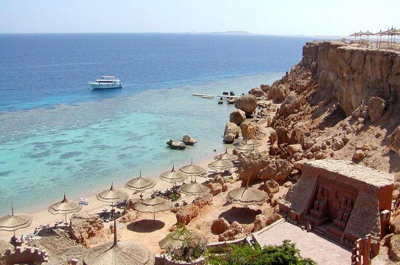 Шарм-эль-шейх пляжи