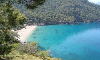Пляж Кабак (Kabak beach)