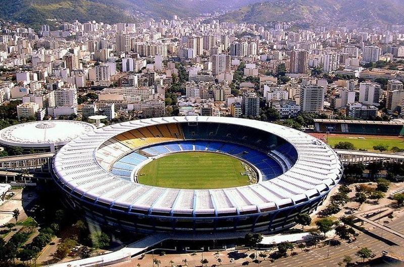 Стадион Маракана Бразилия