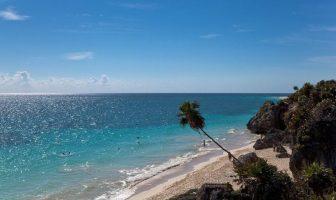 Побережье Мексики