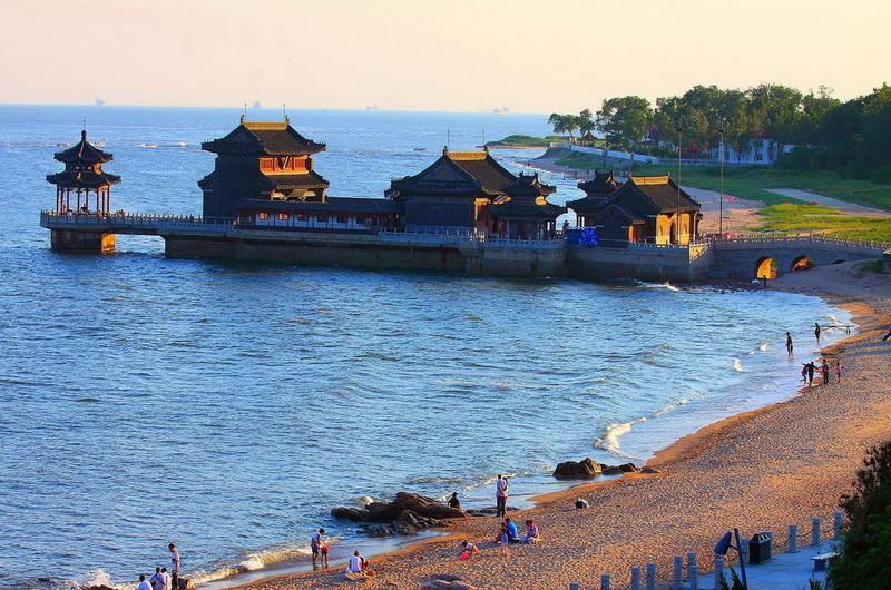 Бэйдайхэ, Китай