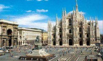 Дуомо. Миланский кафедральный собор