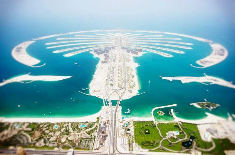 Острова Пальм, Дубай