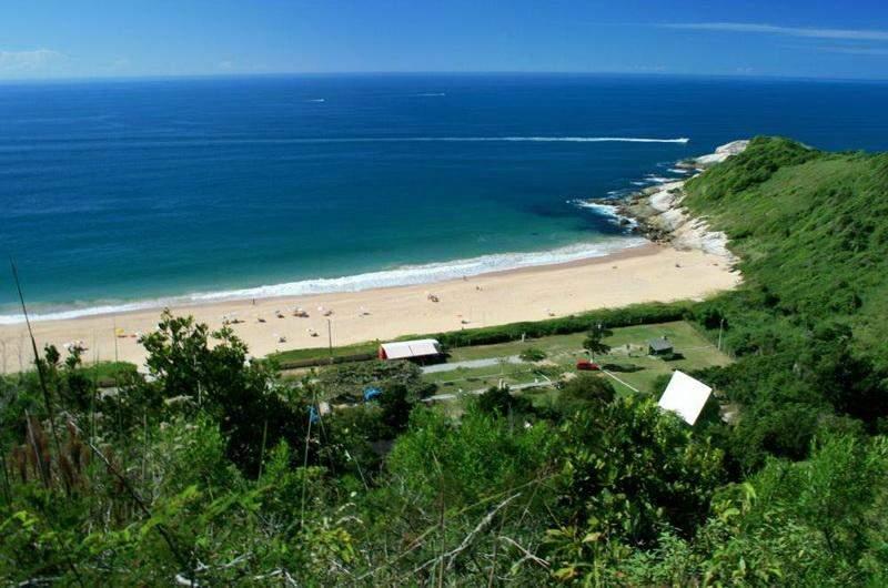 Пляж Praia do Pinho, Бразилия