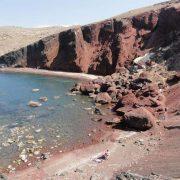 Красный пляж, Греция, Санторини