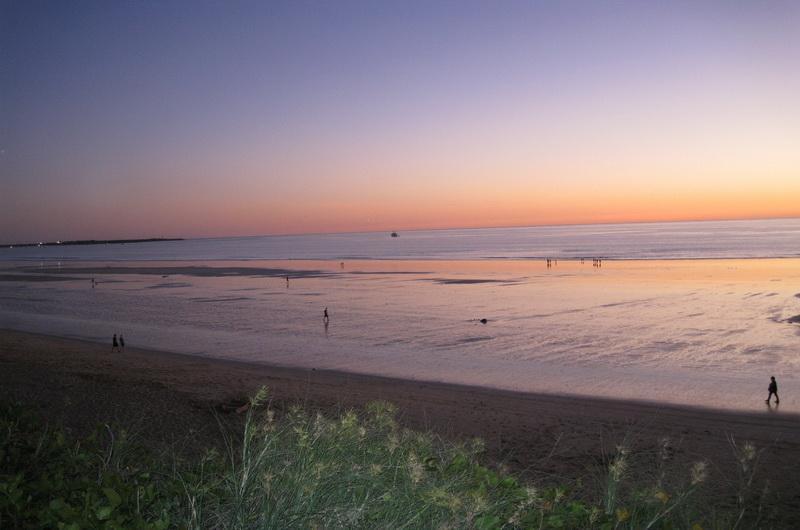 Кейбл Бич (cable beach)