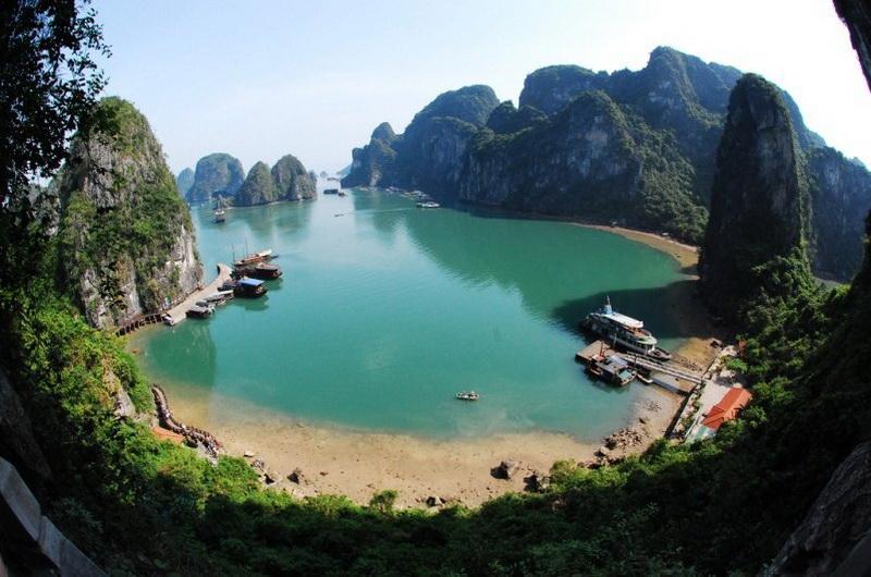 Пляж Ба Чай Дао (Ba Trai Dao)
