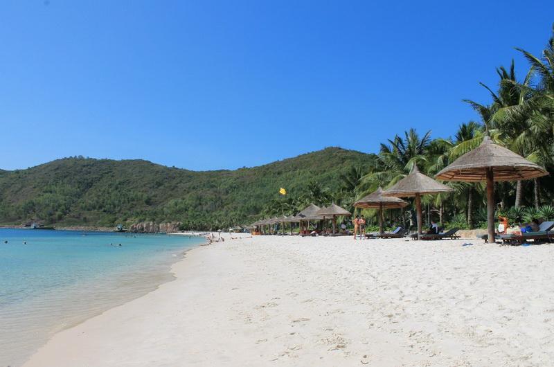 Пляж Байшао (Bai Sao)