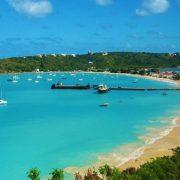 Пляжный отдых в Ангилье