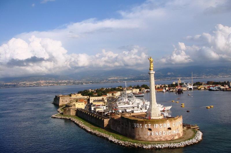 Сицилия, Мессина