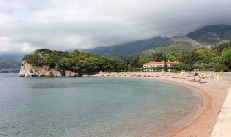Пляж Милочер фото