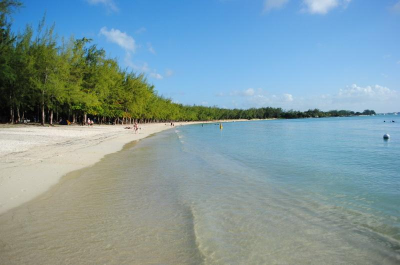 mon choisy beach
