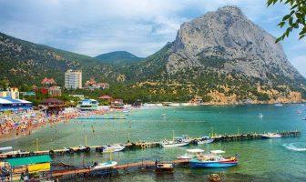 Крым. Новый Свет