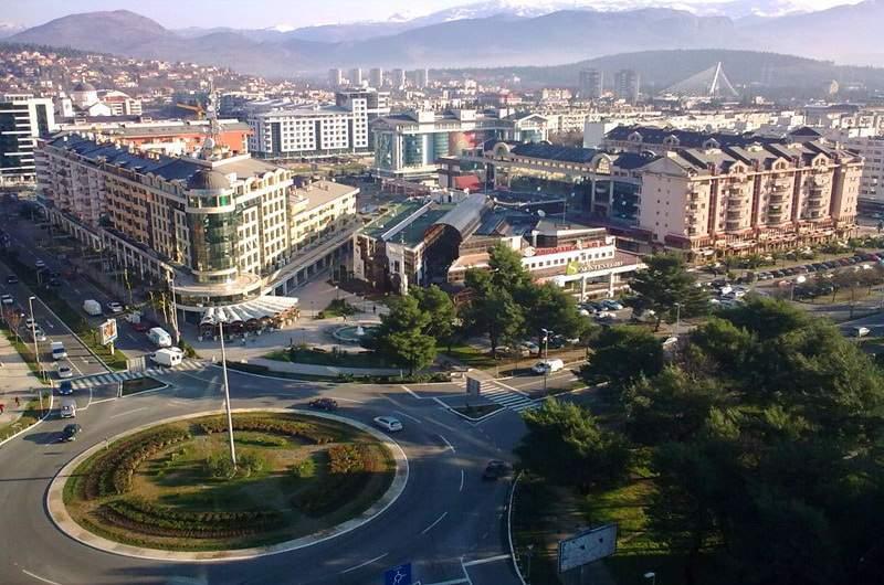 Подгорица - столица Черногории