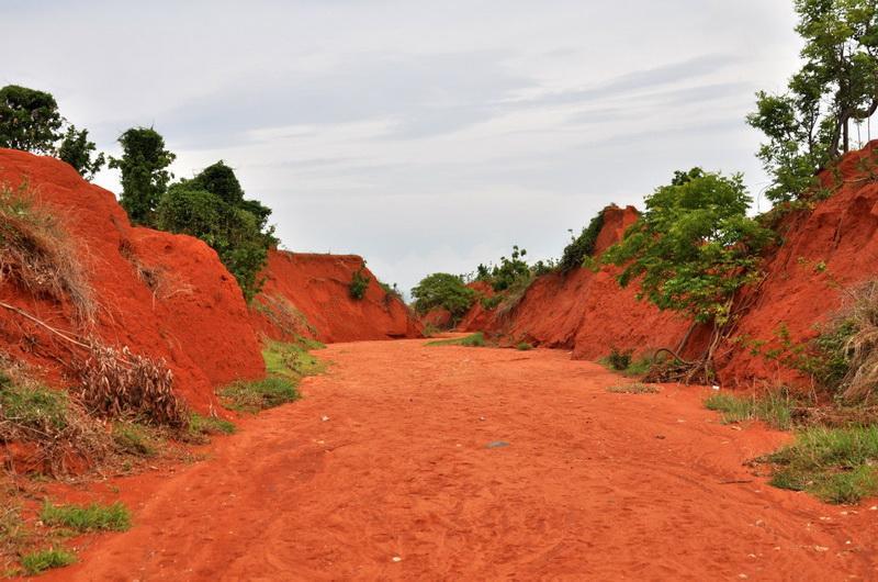 Красный каньон. Фантьет