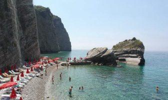 Фото пляжа на острове св. Николая