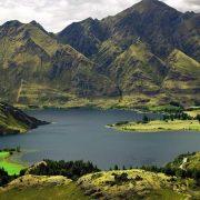 Озеро Ванаки, Новая Зеландия