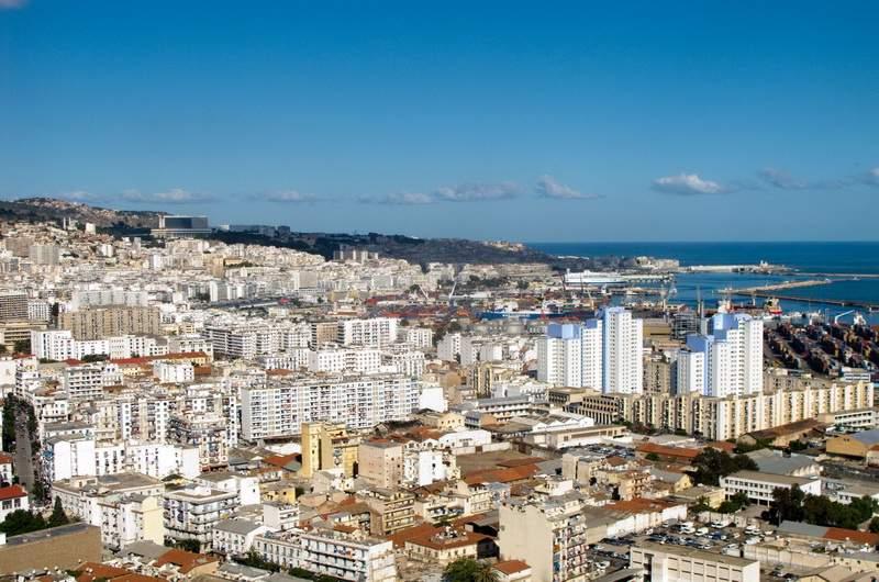 Алжир - столица Алжира