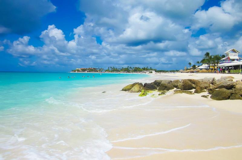 Пляжи Арубы