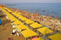 Евпатория, Золотой пляж