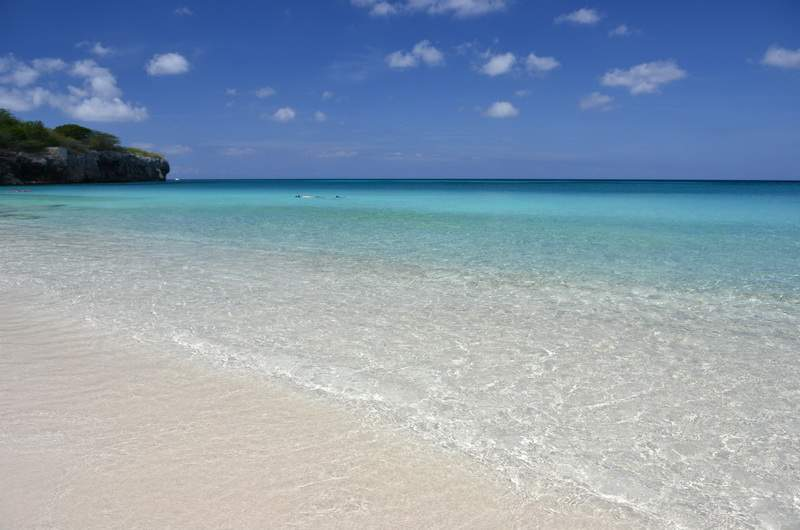Пляжи Кюрасао