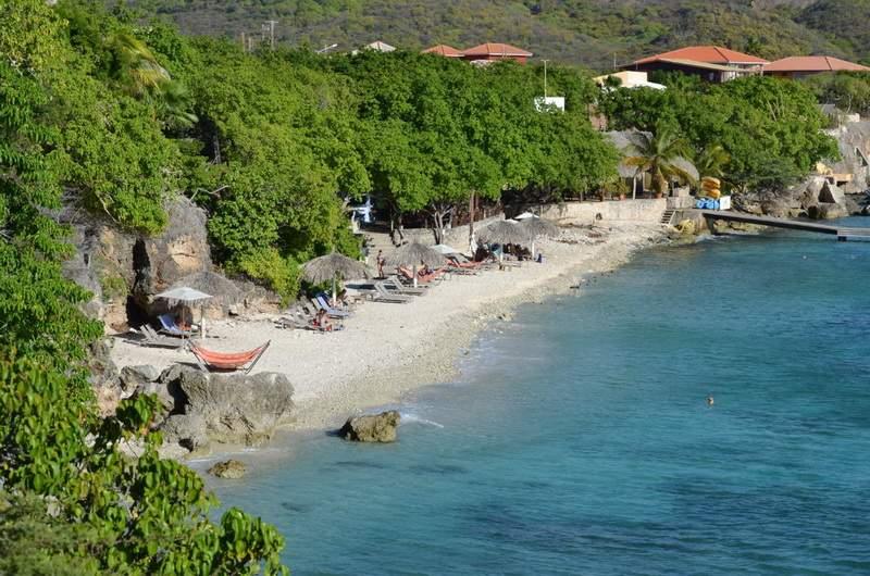 Пляж Playa Kalki