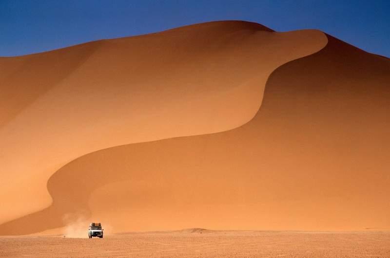 Алжир. Пустыня Сахара