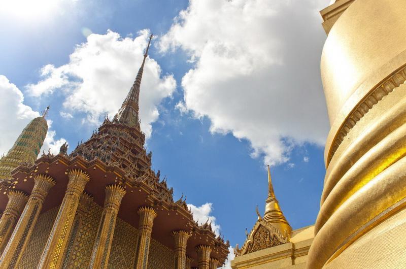 Ансамбль Храма Изумрудного Будды и Королевского Дворца