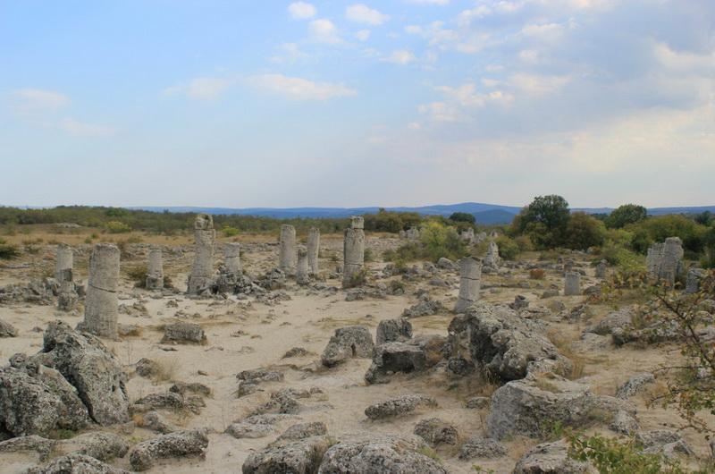 Каменный лес, Варна