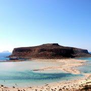 Лагуна Балос, Крит