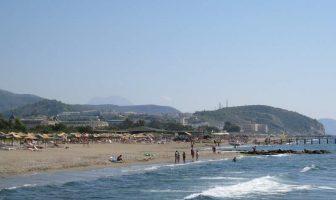 Пляж Конаклы, Аланья