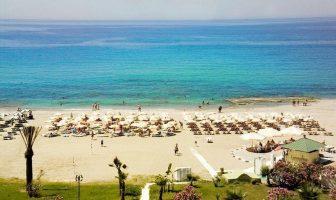 Пляж Махмутлар