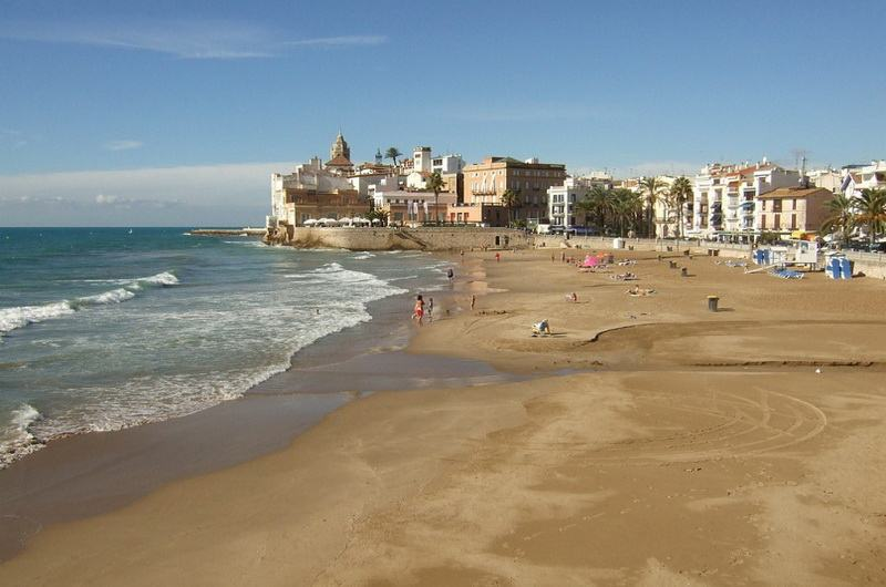 Пляж Mar Bella