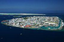 Мале - столица Мальдив