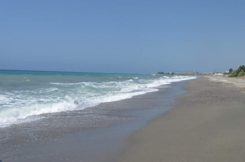 Пляж Паяллар, Аланья