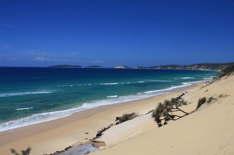 Rainbow Beach. Австралия