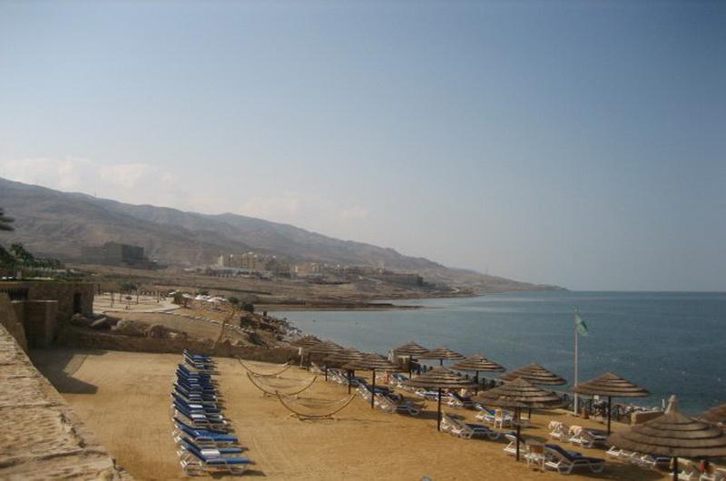 Пляжи Иордании