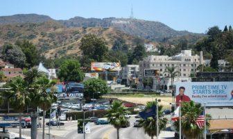 Голливуд. Лос-Анджелес