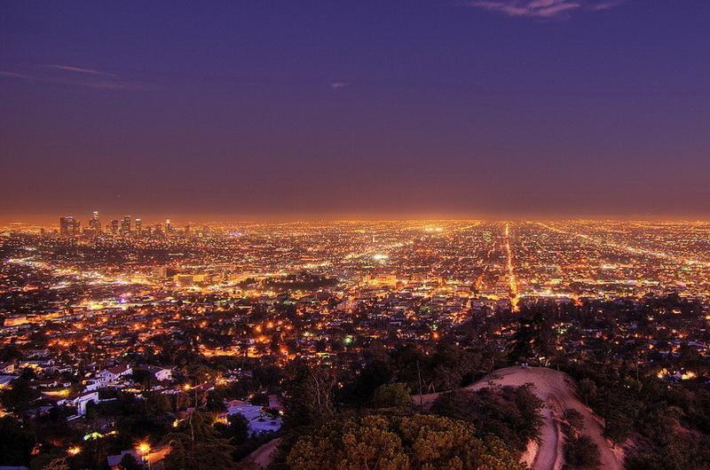 Отдых в Лос-Анджелесе