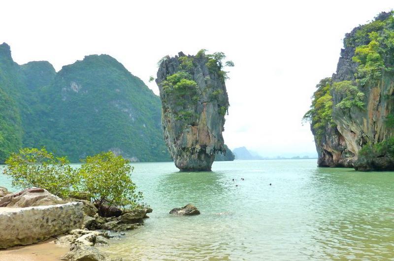 Залив Пханг Нга, Пхукет