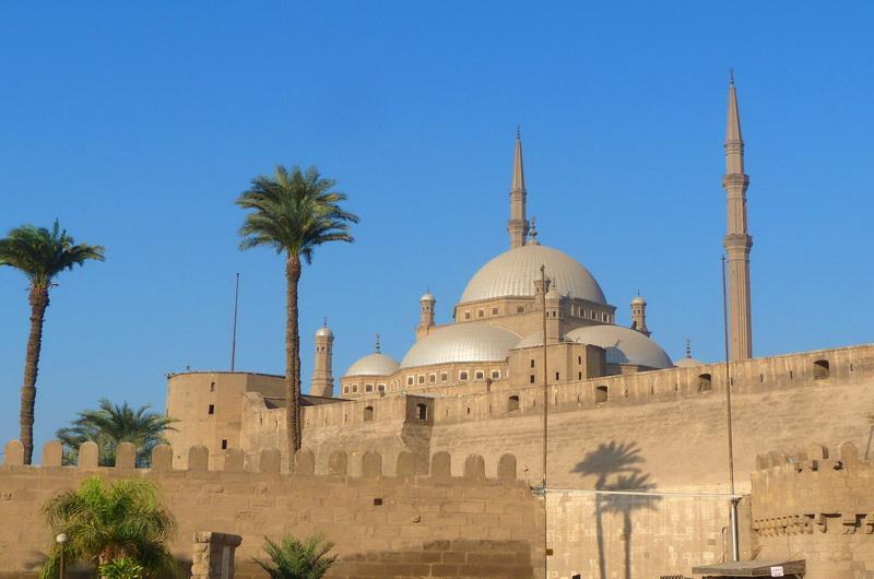 Цитадель Саладина, Каир