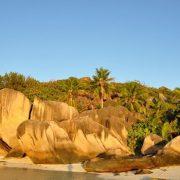 Анс Сурс д'Аржан (Anse Source D`Argent) на Сейшелах