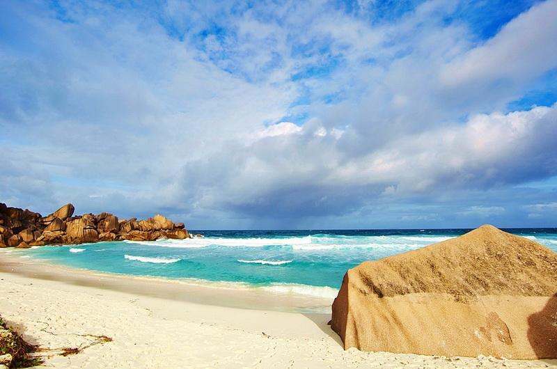 Пляж Grand Anse, Сейшелы