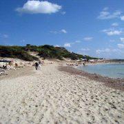 Соленый Пляж (Playa Las Salinas) на Ибице