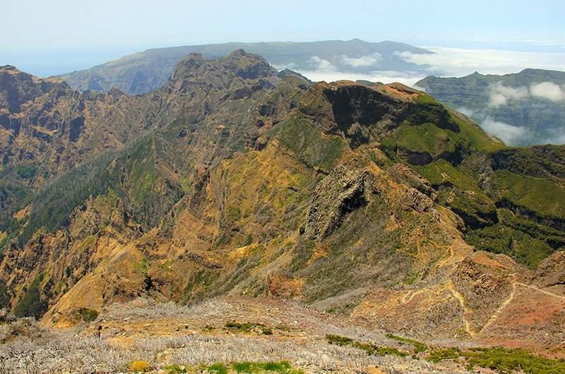 Горы Мадейры