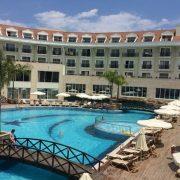 Отзыв об отеле Meder Resort 5* (Турция, Кемер)