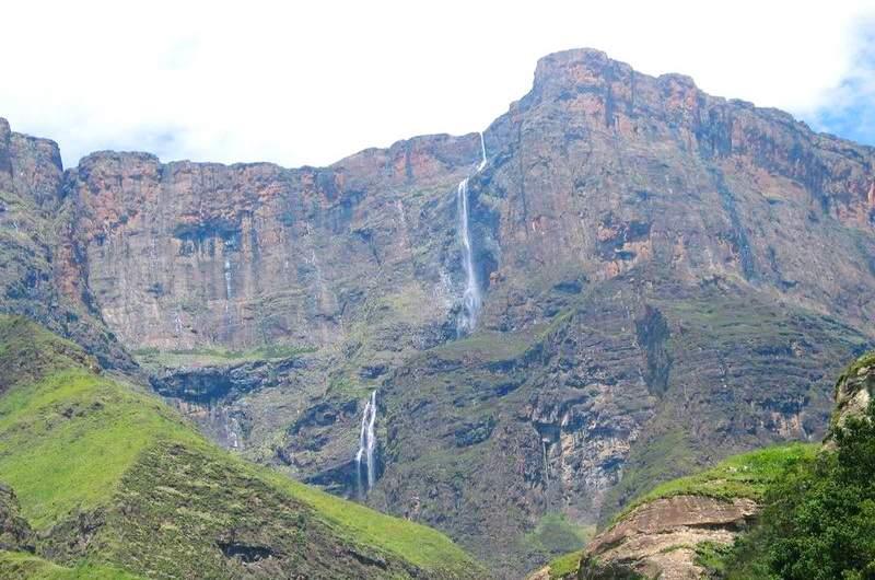 Водопад Тугела, ЮАР